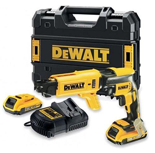 Preisvergleich Produktbild DEWALT 14,4 V/ 2 Ah Magazin-Schnellbauschrauber, DCF621D2K-QW