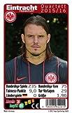 Fußballquartett Eintracht Frankfurt 2015/16
