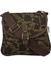 Pick Pocket Girls Sling Bag (Brown) (SlPUbrwn130)