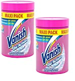 Vanish Oxi Action Detachant en Poudre 1 kg - Lot de 2
