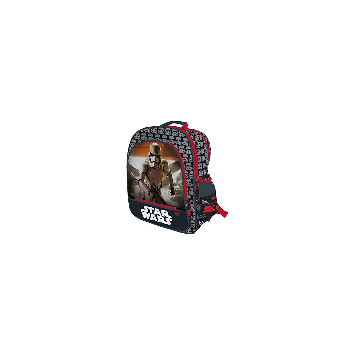 51BLsStdHQL. SS1200  - Star Wars 2018 Mochila Infantil, 44 cm, Negro