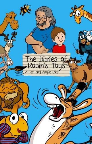 The Diaries Of Robin's Toys: 10 Book Set (Toy Story 3 Ken)