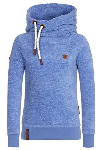 naketano-womens-glitzermuschi-iii-polar-fleece-hoody-mit-hohem-kragen-lecker-blau-melange-gr-s