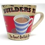 Martin Wiscombe Stoneware Builders Tea Mug, Assorted