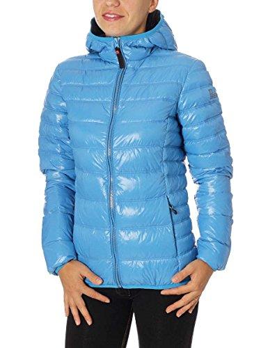 Brekka Damen Trainingsjacke Blau himmelblau XX-Large