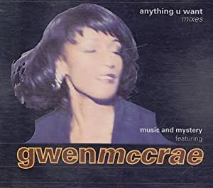 Anything u want (Mixes) feat. Gwen McCrae By Music & Mystery ,,Gwen McCrae (0001-01-01)