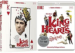 King of Hearts (1966) [Masters of Cinema] Dual Format (Blu-ray & DVD) edition