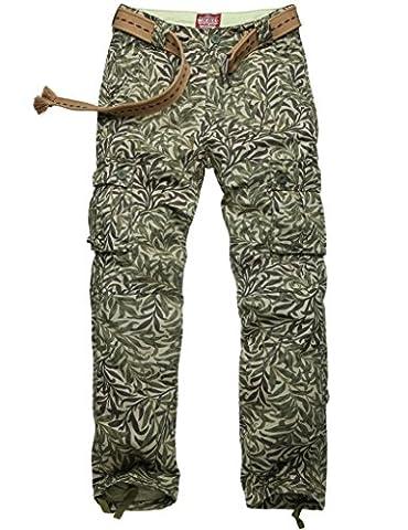 Match - Pantalon - Homme - Multicolore - 53