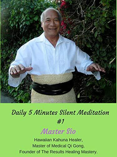 Tägliche 5 Minuten Stille Meditation # 1 Mit Master Sio [OV] - Einzigartige 5-licht