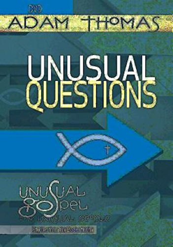Unusual Questions: Unusual Gospel for Unusual People, Studies from the Book of John (New Adult Dvd 2014)