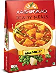 Choicest potatoes and fresh green peas blended in a rich tomato currry. Your alternative to home cooked food.