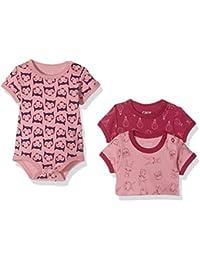 Care Body Bebé-Niñas pack de 3 o pack de 6