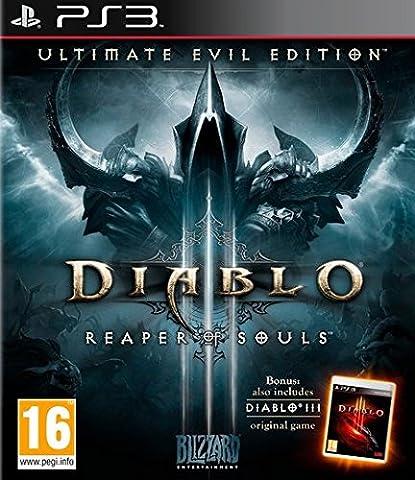 Diablo III Reaper Of Souls Ultimate Evil Edition (PS3)