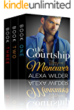 The Courtship Maneuver, Complete Series (An Alpha Billionaire Club BBW Romance)