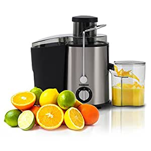 Melissa - Presse-argumes, machine à jus de fruits, centrifugeuse électrique pour un jus parfait