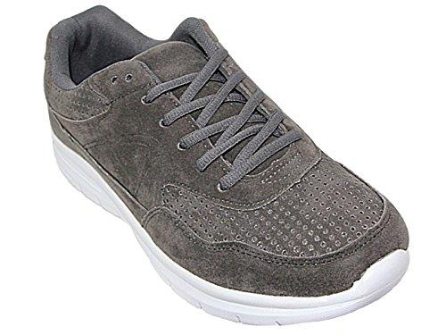 Foster Footwear - Bottines Femme Unisexes Adultes Hommes Garçons Gris