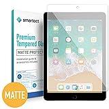 smartect iPad 2018 / iPad 2017 / Pro 9.7 / Air/Air 2 Panzerglas MATT - Displayschutz mit 9H Härte - Blasenfreie Schutzfolie - Anti Fingerprint Panzerglasfolie