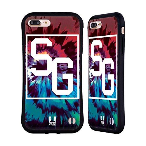 Head Case Designs New York Mode Villes Étui Coque Hybride pour Apple iPhone 5 / 5s / SE Singapour