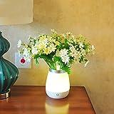 Vase luce creativa mini lampada da notte notte lampada da tavolo lampada da tavolo multifunzionale carino lampada,UN