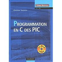 Programmation en C des PIC (1Cédérom)