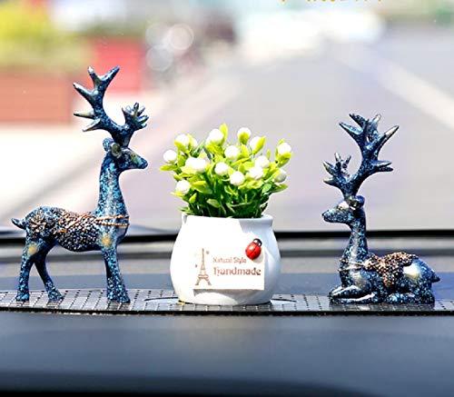 ZHOUYANAutoinnenraum den ganzen Weg, Innendekoration, Auto, High-End-Pers?nlichkeit, kreativ, niedlicher Schmuck, Autozubeh?r, dekorative Ornamente