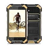 Blackview Smartphones Incassable, BV6000 (Ecran 4.7 HD - 32Go ROM - Double Micro SIM...