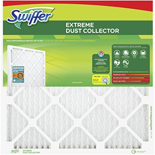 swiffer-extreme-dust-collector-air-filter-merv-11-20-x-25-x-1-inch-12-pack-by-flanders