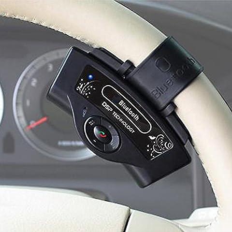 Parrot portable Volant mains libres Bluetooth automatique Récepteur voiture Kits