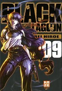 Black Lagoon Nouvelle édition Tome 9