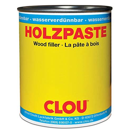 Clou Profi Holzpaste wasserverdünnbar 2 fichte 1,25 kg