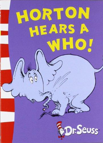 Horton Hears A Who!: Yellow Back Book (Dr. Seuss - Yellow Back Book)