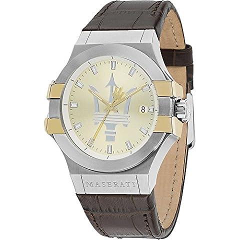MASERATI orologio Cronografo Uomo Gran Premio R8851108017