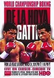 Oscar De La Hoya vs Arturo Gatti - Movie Poster - 28x44cm