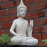 Deko Asien Buddha Figur Statue Skulptur FENG Shui 32cm