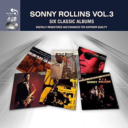 6 Classic Albums 3 Album Jazz