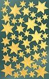 Avery Zweckform 52806 Weihnachtssticker Sterne 86 Aufkleber
