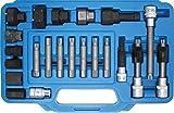 BGS alternatori po'e chiave a bussola-impostato, 22 pezzi, 1 pcs, 4247