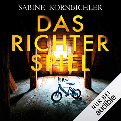 Buchseite und Rezensionen zu 'Das Richterspiel' von Sabine Kornbichler