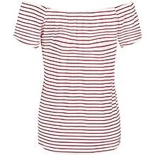 Suchergebnis auf für: carmen shirt, weiß
