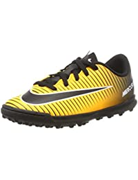 Nike Hypervenom Phade Iii Fg - Zapatillas De Fútbol Para Niños Unisexe, Orange Laser / Blanc-noir-v
