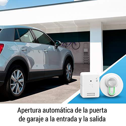 Apertura-Puerta-Garaje-a-distancia-sin-mando-Sencillo-y-Fcil-Easy-Parking-Pro-Usuarios-Ilimitados