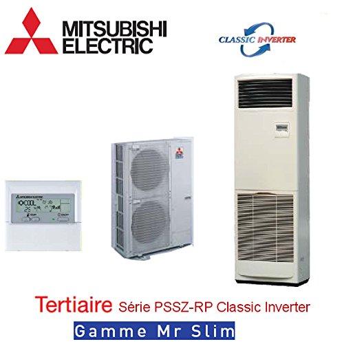 ARMOIRE VERTICALE CLASSIC INVERTER MITSUBISHI - MR SLIM - PSSZ-RP100KA - TRIPHASE