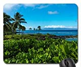 kapalua coastal trail maui hawaii - beach and sea Mouse Pad, Mousepad (Beaches Mouse Pad)