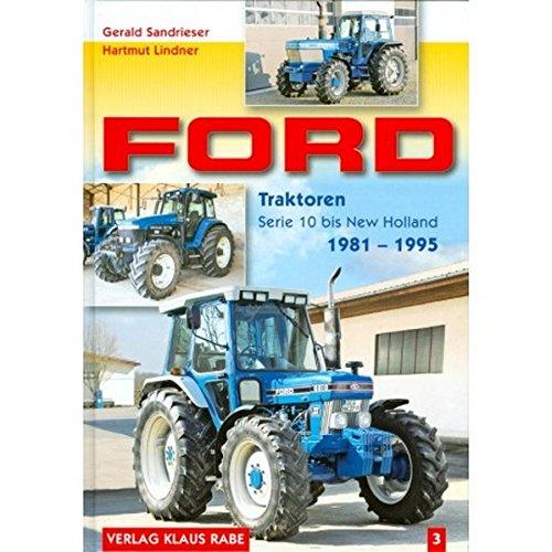Ford Traktoren (1981 - 1995) Bd. 3