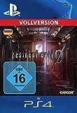 Resident Evil 0 [Vollversion] [PS4 PSN Code - deutsches Konto]