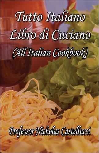 Tutto Italiano Libro Di Cuciano