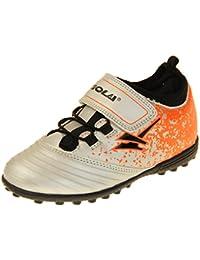 d7d99c63 Amazon.co.uk: Silver - Kids' Shoes: Shoes & Bags