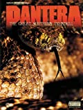 Pantera -- The Great Southern Trendkill: Authentic Guitar TAB by Pantera (1996-10-01)