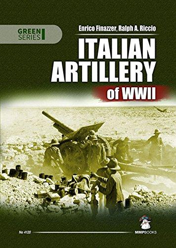 Italian artillery of the second world war