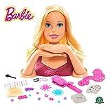 Giochi Preziosi Tete A COIFFER Barbie, BAR17